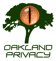 Oakland Privacy Meeting